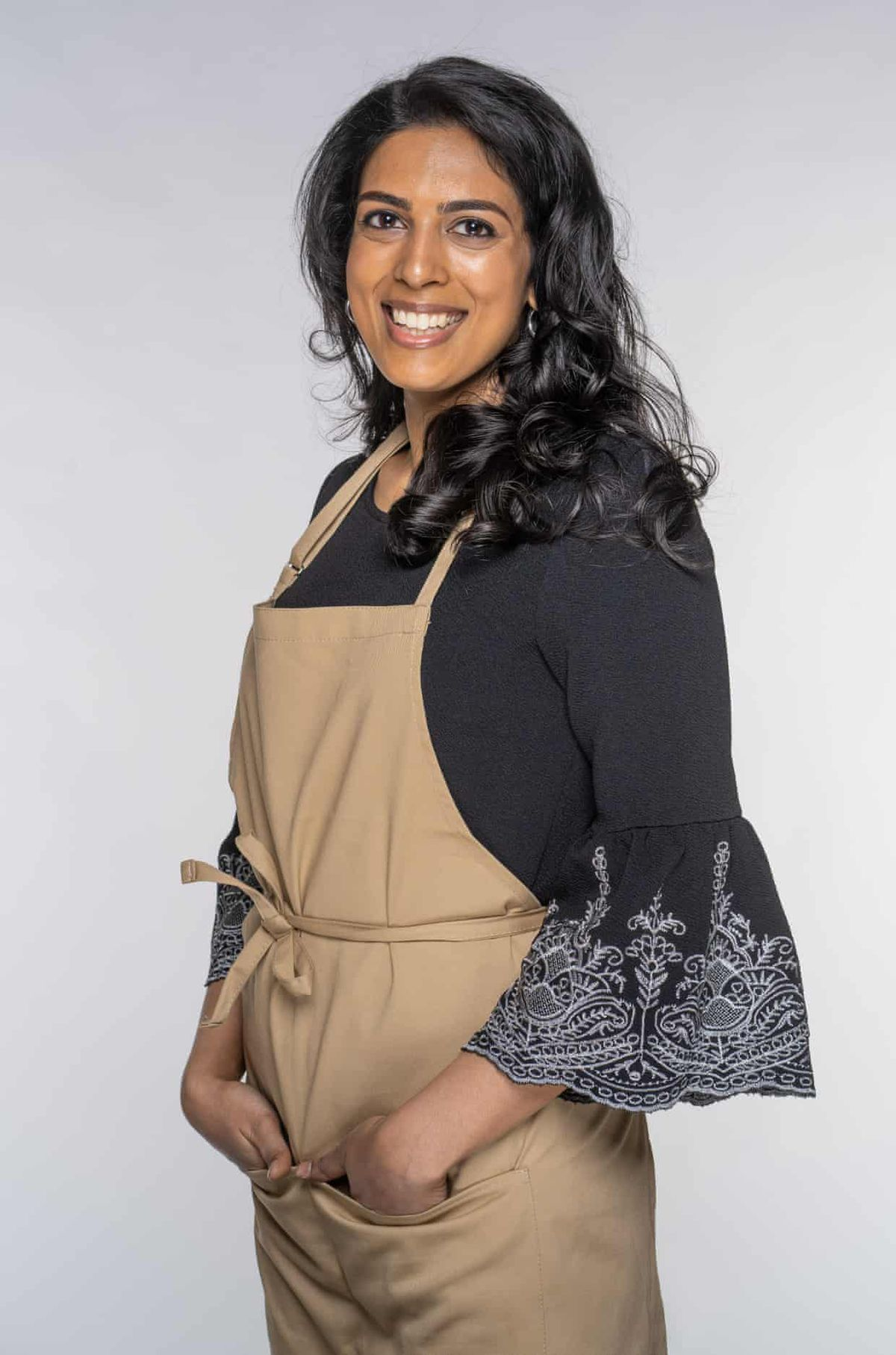 Great British Bake Off 2021 contestant Crystelle, who will compete on GBBO this year