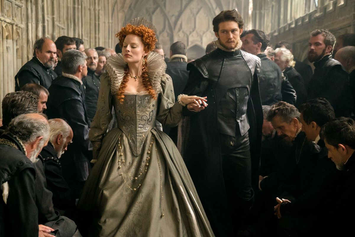 From mary queen of scots to roma 2018 movies pushed men to the side