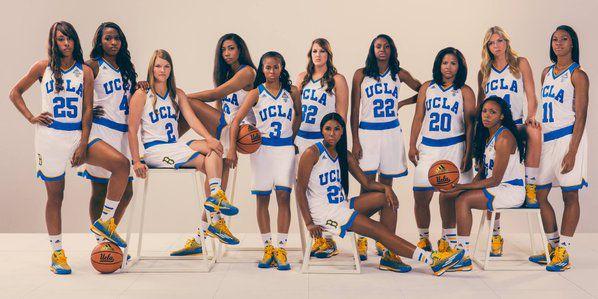 2015-16 UCLA Women's Basketball