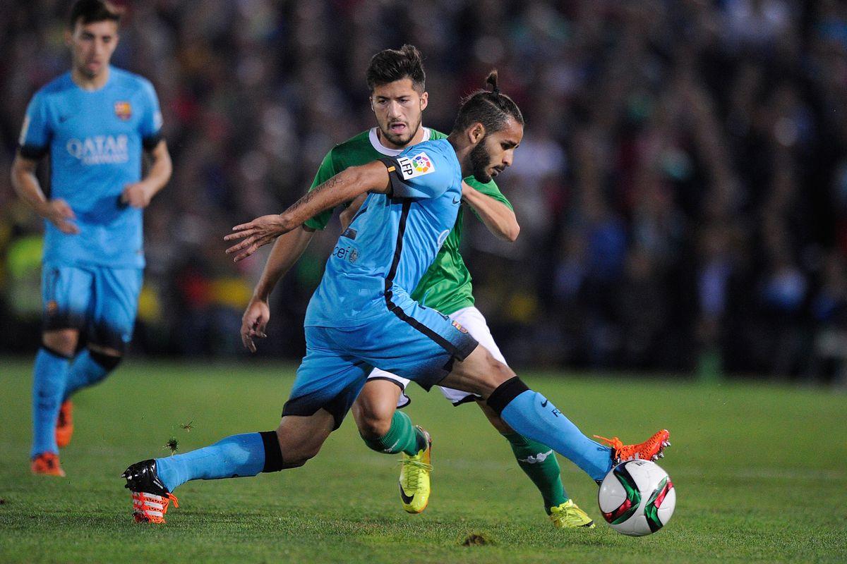 C.F. Villanovense v F.C. Barcelona - Last of 16 Copa del Rey