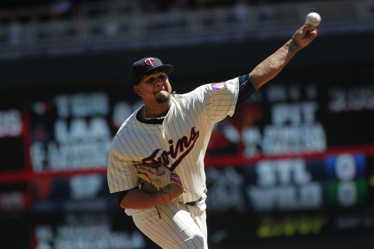 Adalberto Mejia looks to keeps the Twins on the top of the Central Division.
