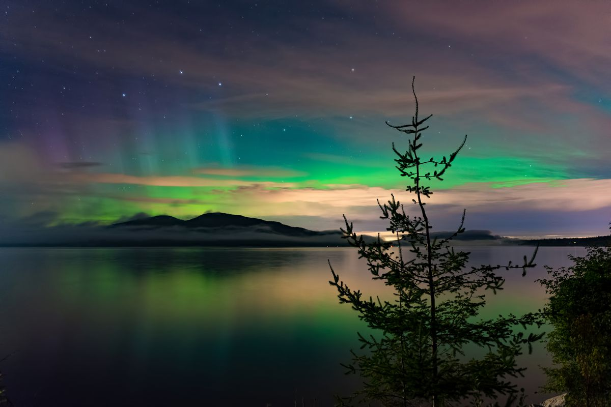 Aurora Homes For Sale >> The Northern Lights in Seattle? It's possible this week ...