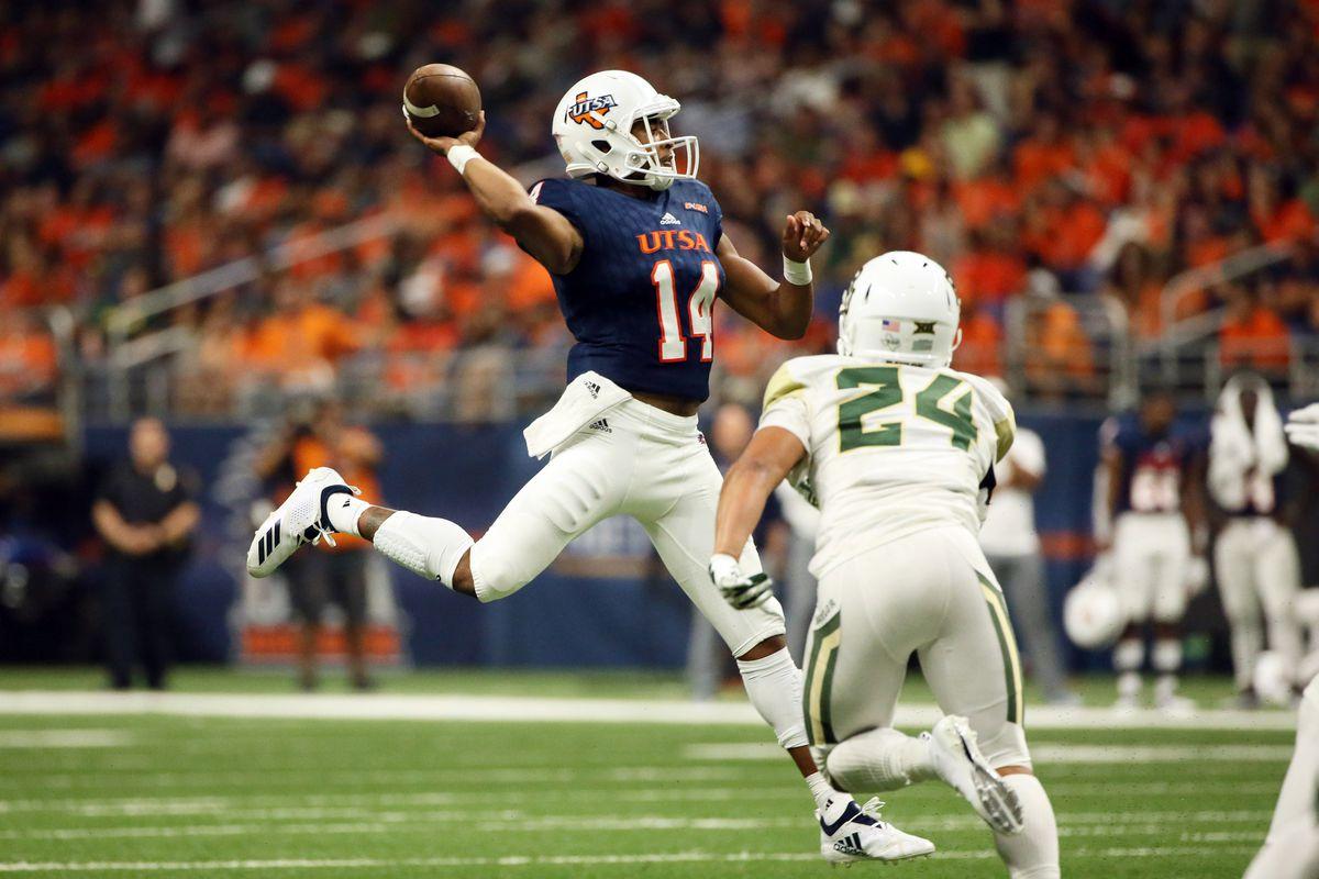 NCAA Football: Baylor at Texas-San Antonio