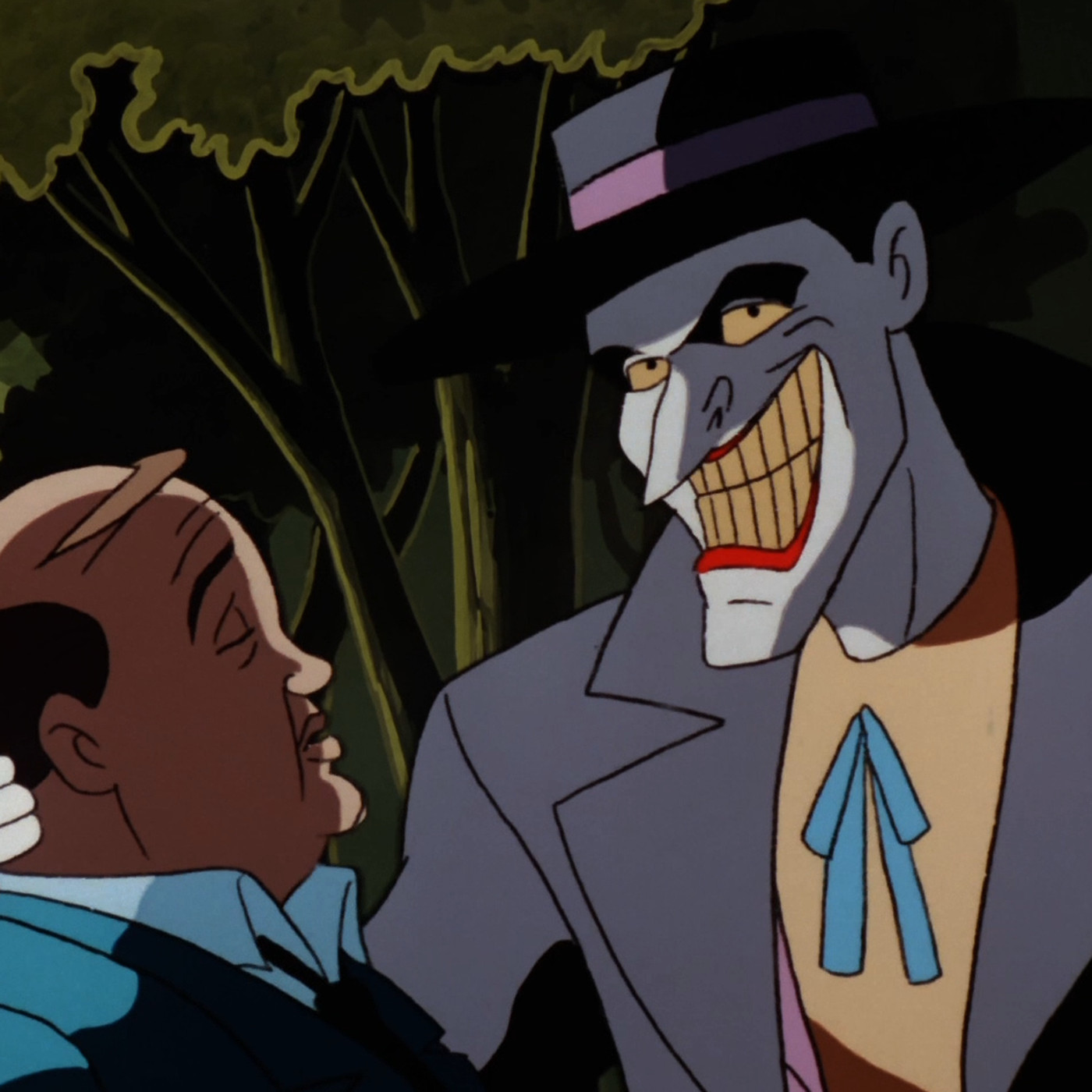 Here S The Best Joker Episode Of Batman The Animated Series The Verge