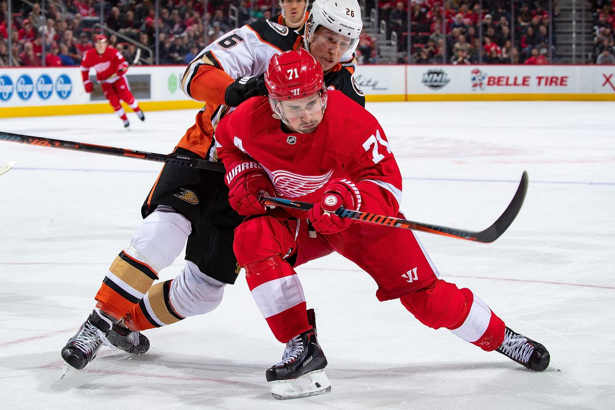 Morning Skate: Detroit Red Wings vs Anaheim Ducks - Preview, How to Watch