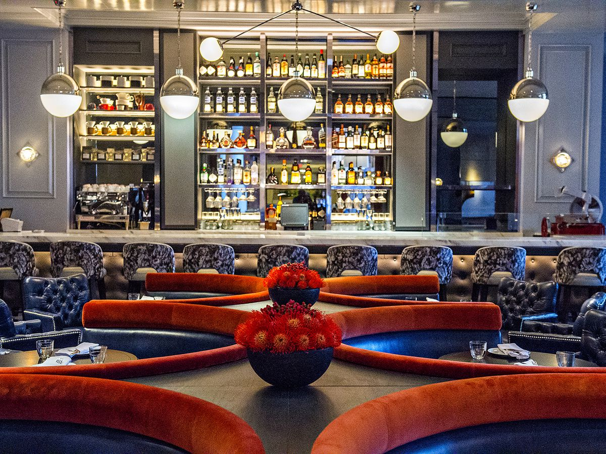 Take a Look Inside Bar Margot, the Four Seasons Restaurant From FordFry