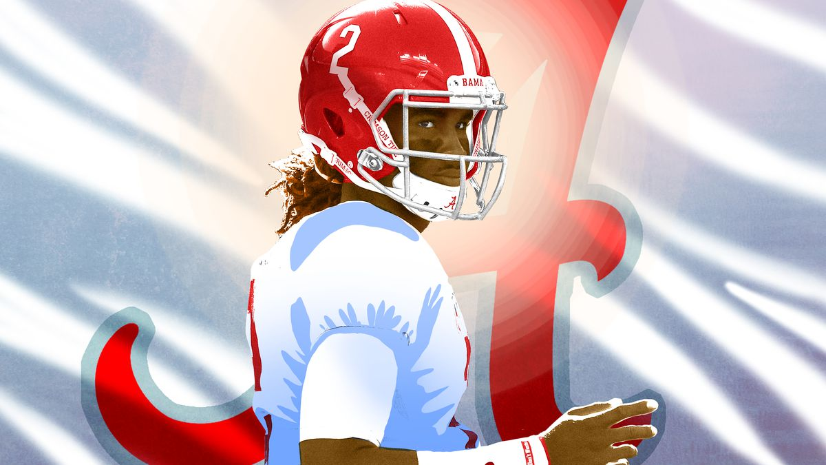 3062588d9 Alabama's Jalen Hurts and the Quest for Payback - The Ringer