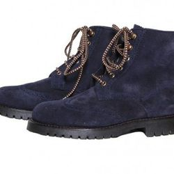 """Penelope Chilvers 'Rodriguez' boots, <a href=""""http://americantwoshot.com/women/shoes/penelope-chilvers-suede-rodriguez-boot-2824"""">$425</a> at American Two Shot"""