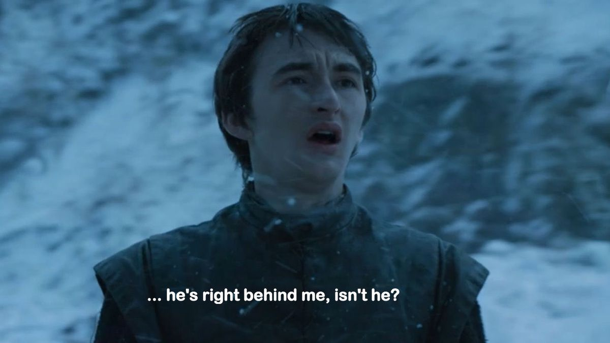 The Game of Game of Thrones: Season 6, Episode 5, The Door