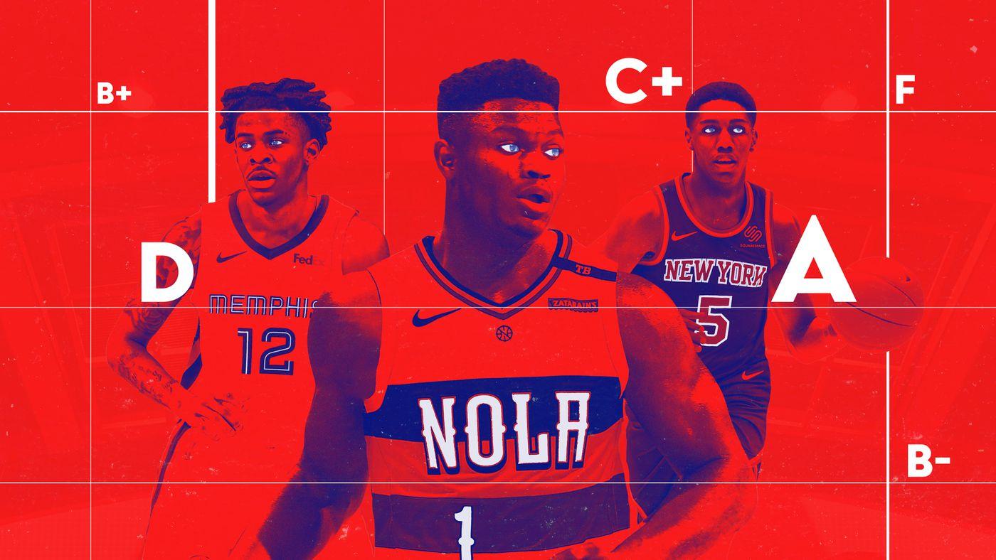 Grading the 2019 NBA Draft