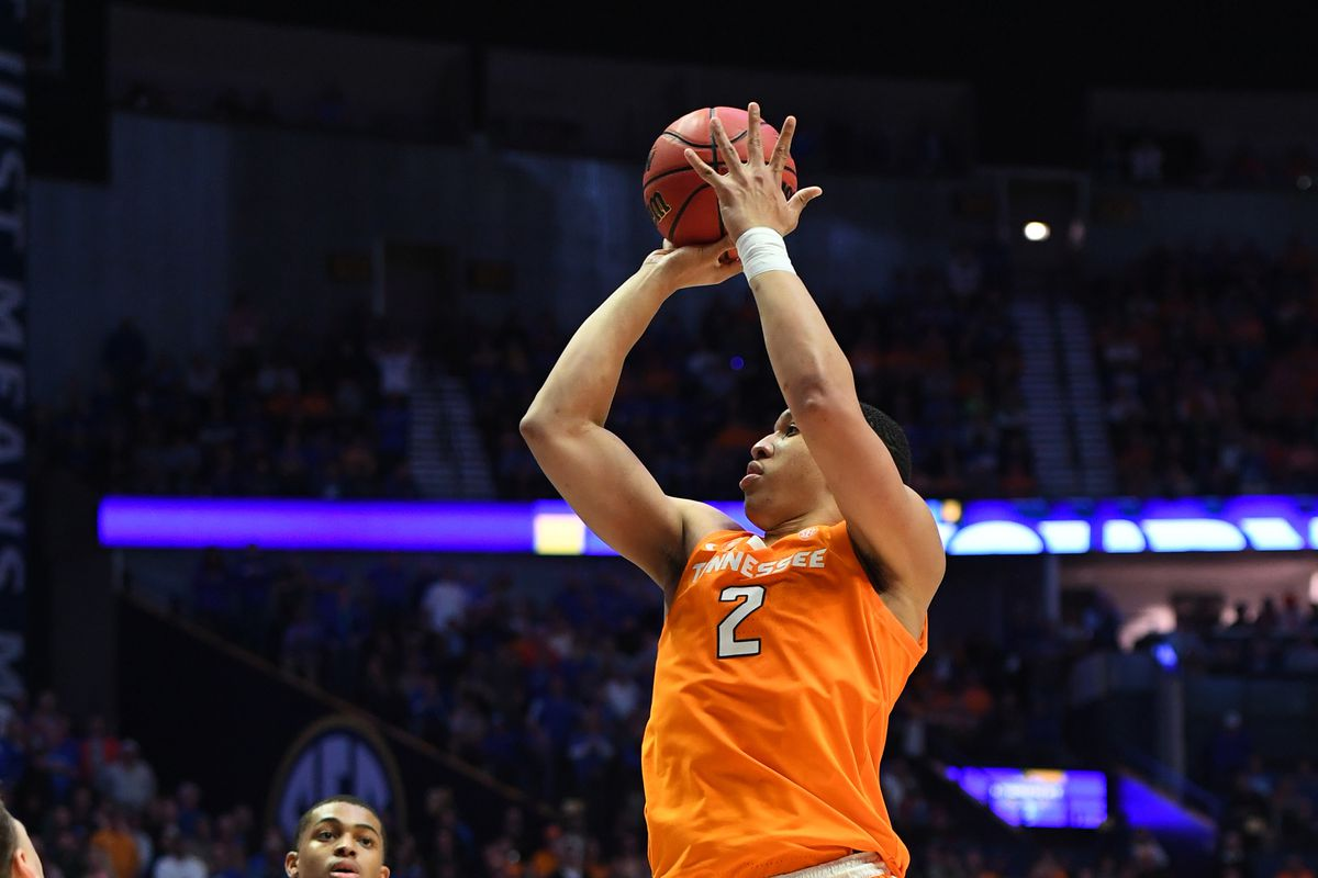 NCAA Basketball: SEC Conference Tournament-Kentucky vs Tennessee