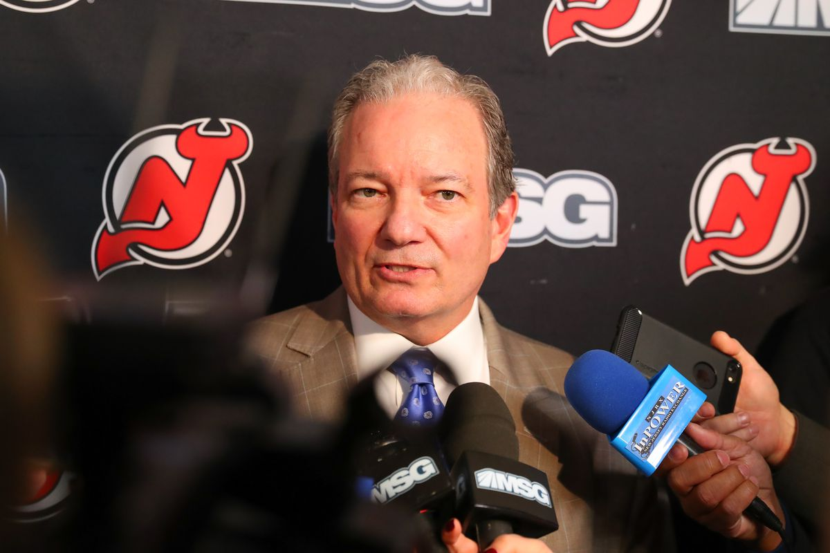 Modest Optimism From the Devils' Coaching Change is Quickly Evaporating as Shero's Seat Warms
