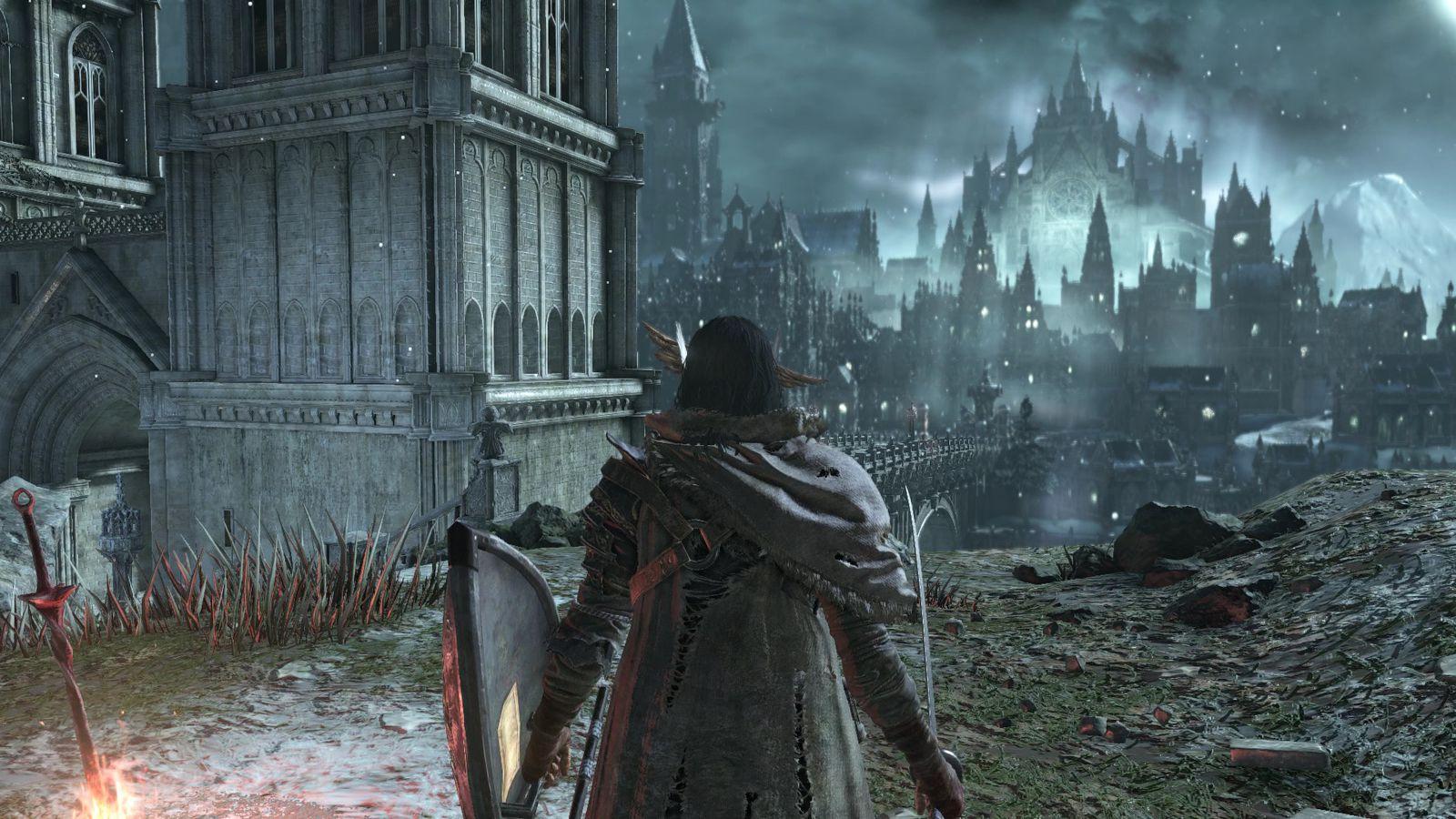 Dark Souls 3: Irithyll of the Boreal Valley walkthrough