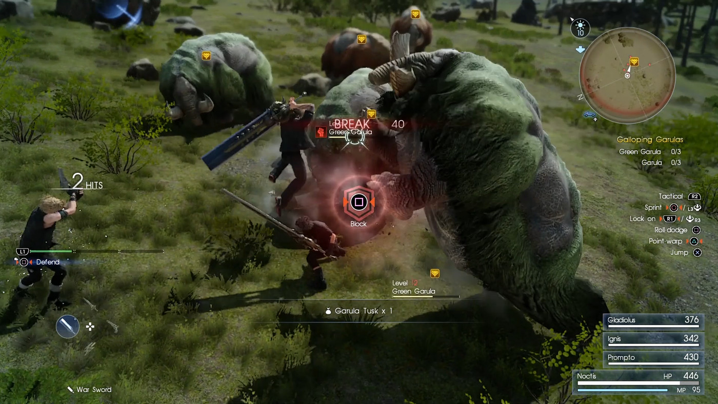 Final Fantasy Xv Was Worth The Wait The Verge