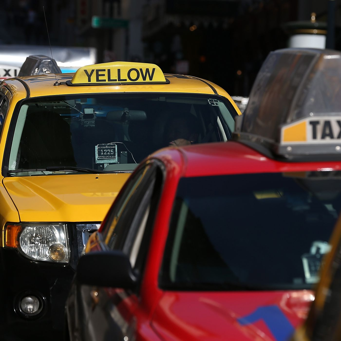 Thanks to Uber, San Francisco's largest yellow cab company