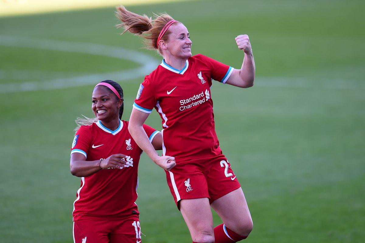 Liverpool Women v Charlton Athletic Women: FA Women's Championship