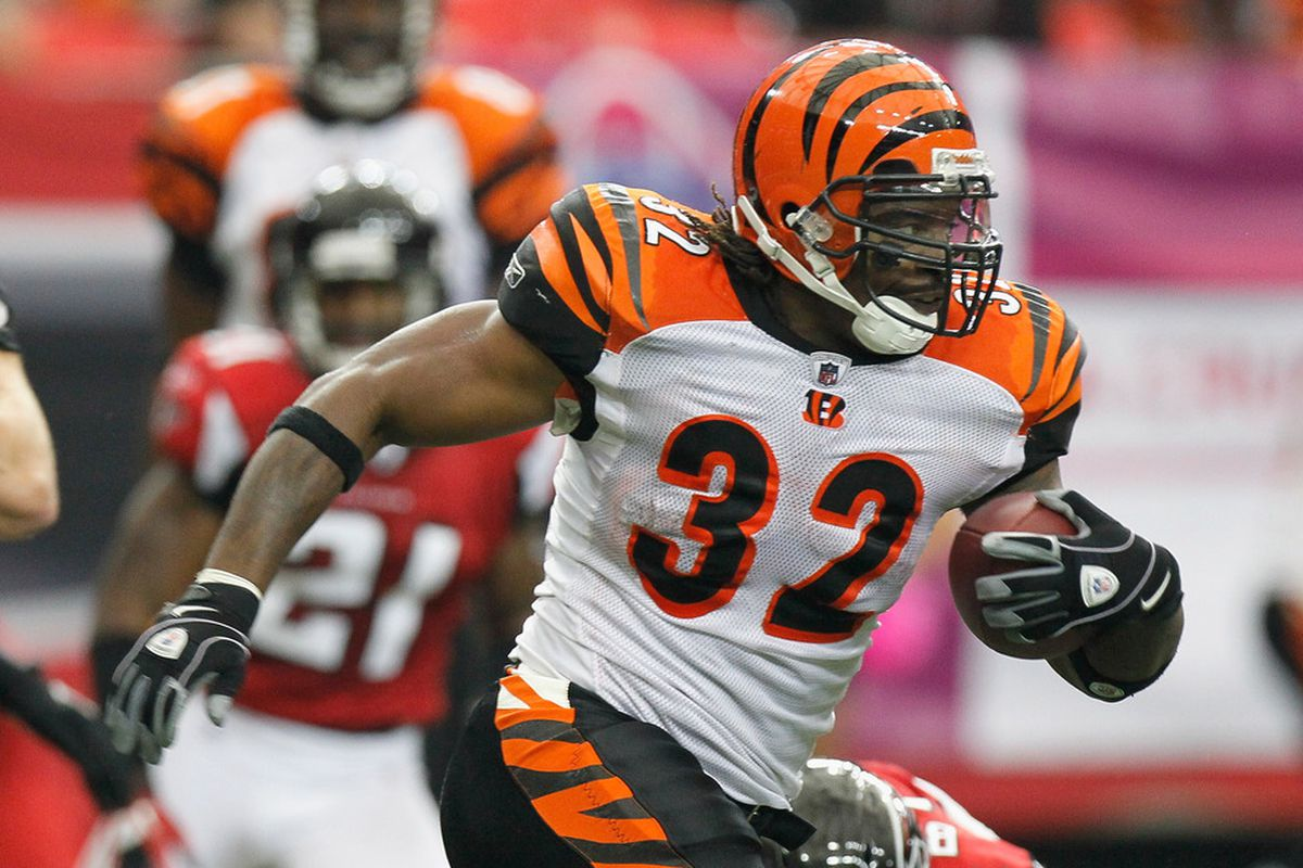 Former Bengals RB Cedric Benson is looking for a NFL team for the 2012 season.