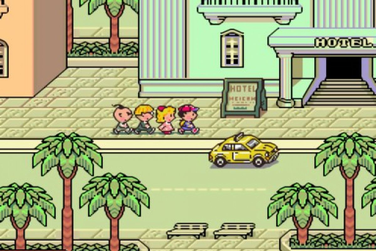 How Earthbound crossed a cultural divide - Polygon