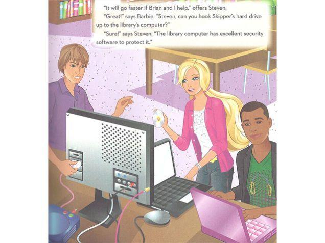 Barbie Engineer 2