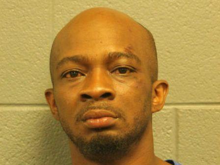 Cornell Ferguson. | Arrest photo.