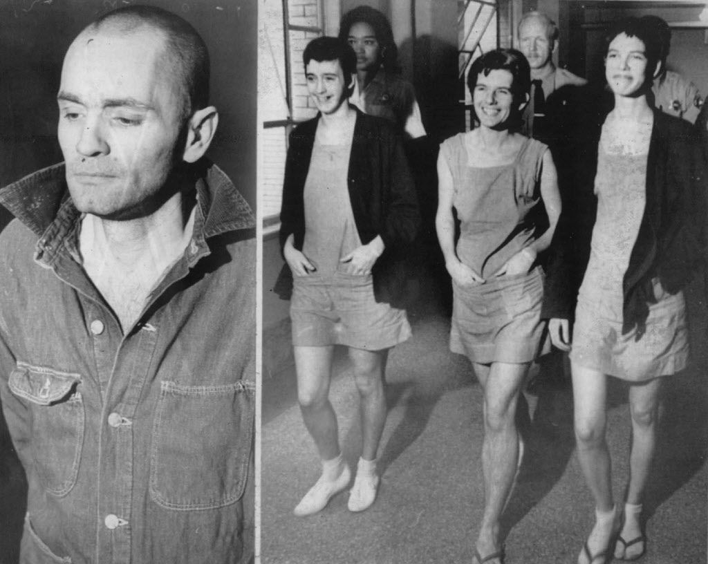 Charles Manson, whose cult slayings horrified the world, has