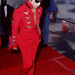 At the American Music Awards in 1995