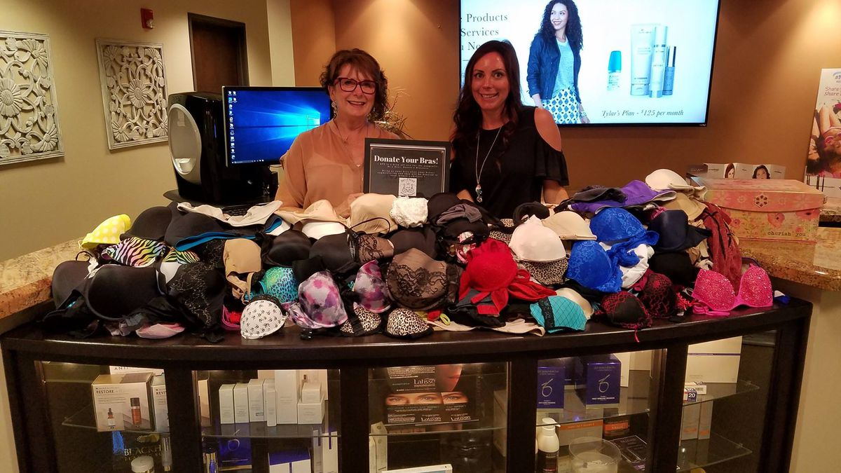 9faf616841 Donating Bras Can Change the Lives of People in Poverty - Racked