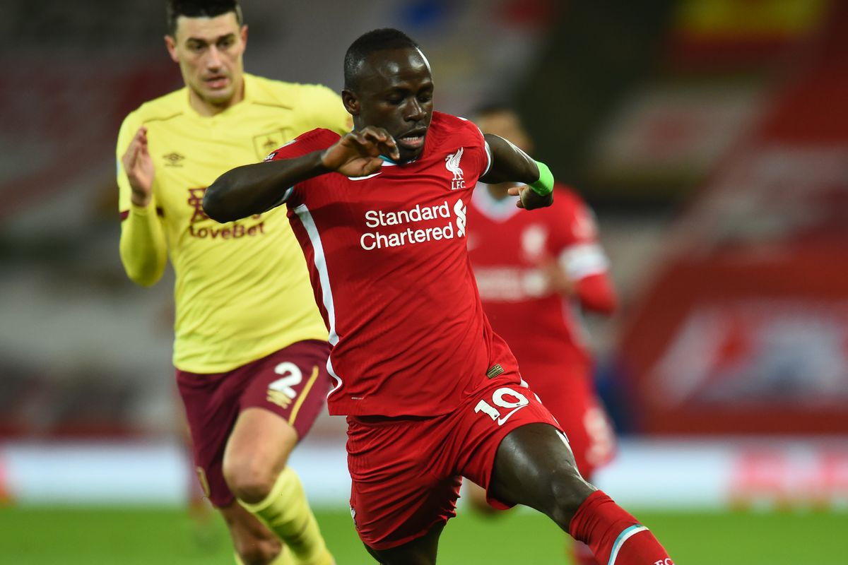 Liverpool v Burnley - Premier League