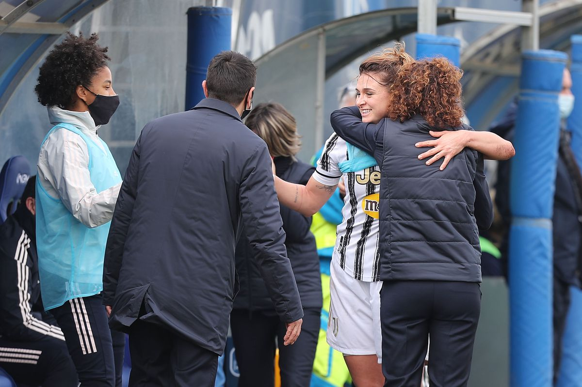 Empoli Ladies v Juventus Women - Women Serie A