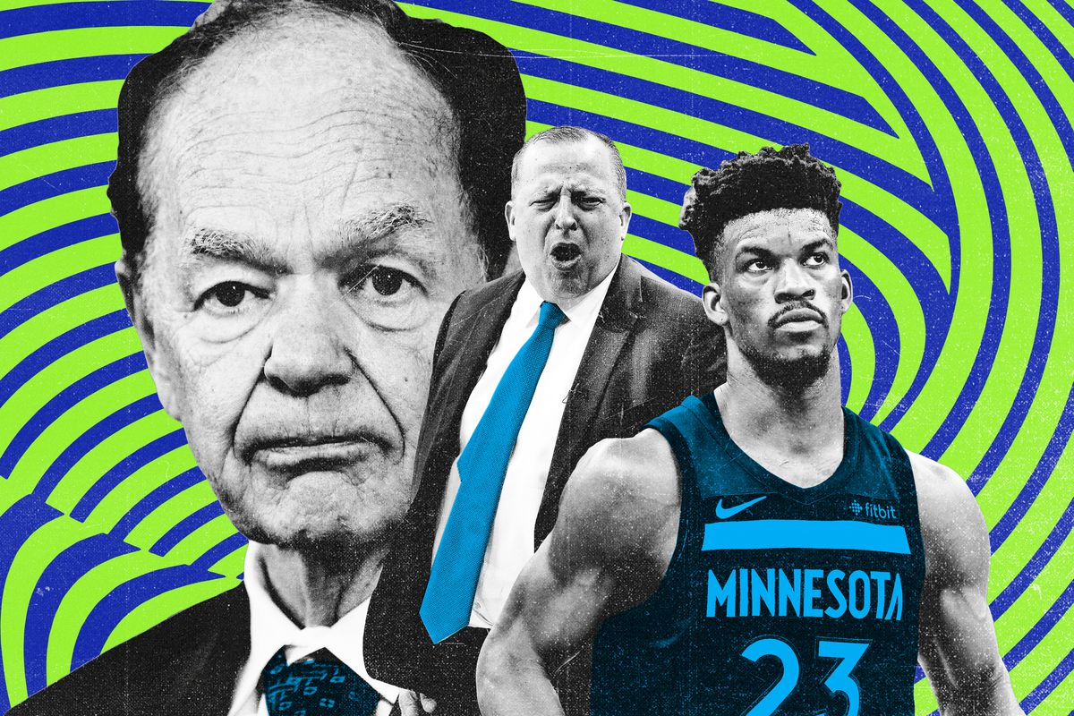 Nba the ringer the past present and future of the nba are colliding in the jimmy butlert wolves saga stopboris Choice Image