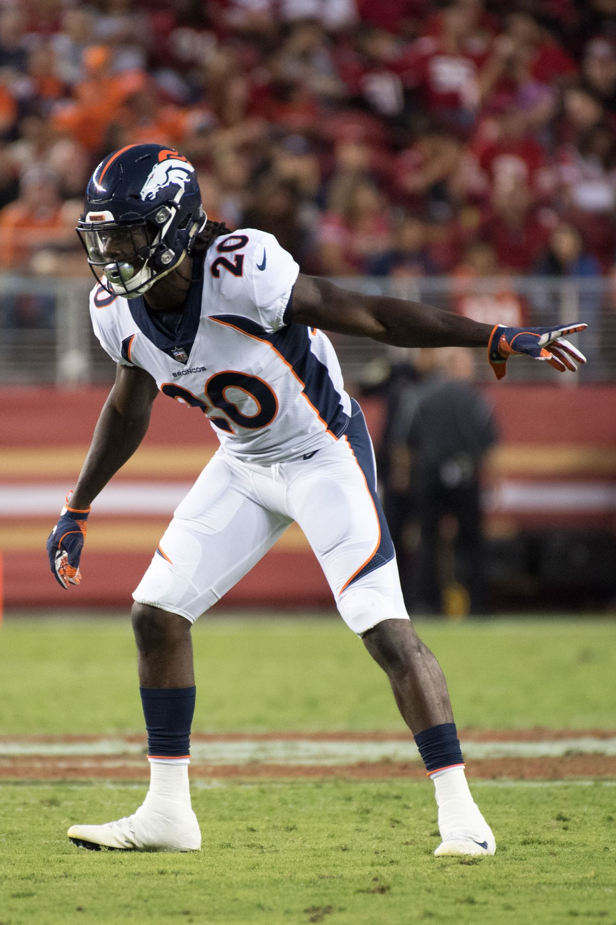 best service 1f9b0 52e4f Denver Broncos roster 2018: Jamal Carter must rise above ...