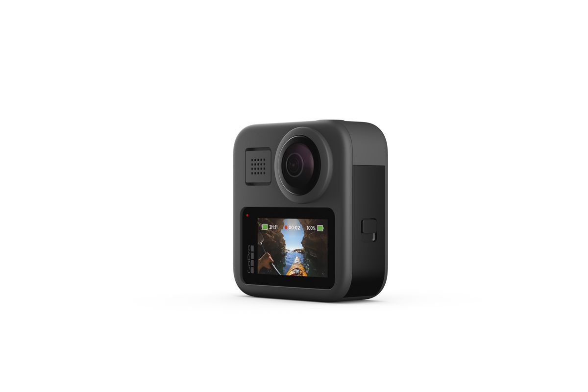 The GoPro Max is a reboot of the company's attempts at a