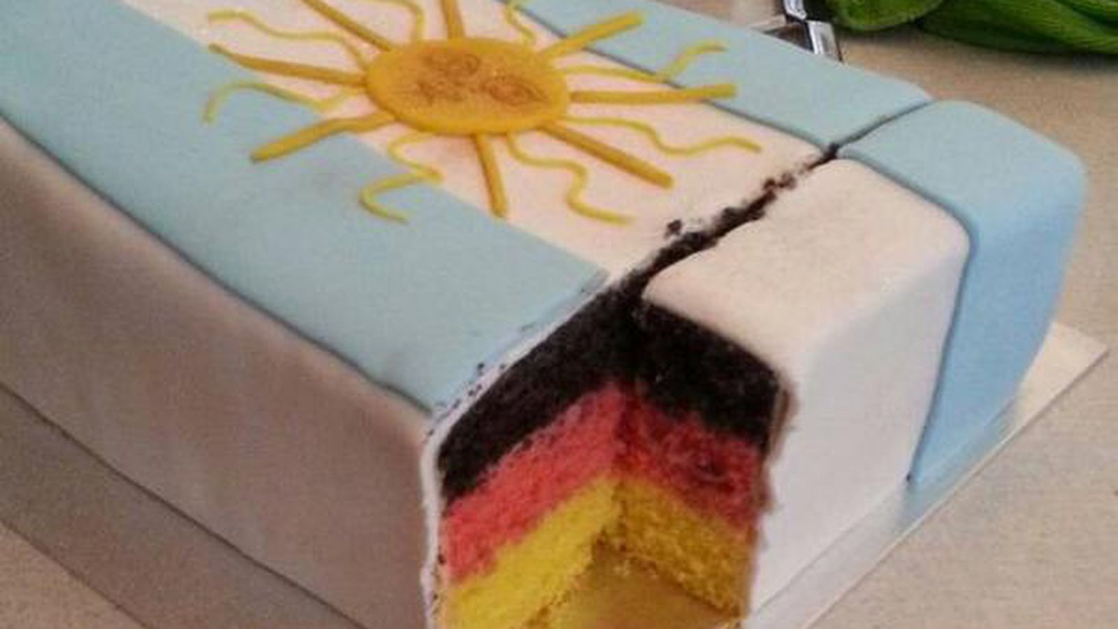 This Is The Cruelest Cake You Can Bake For An Argentina