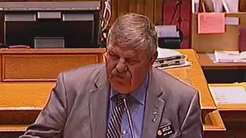 Sen. Larry Crowder, R-Alamosa