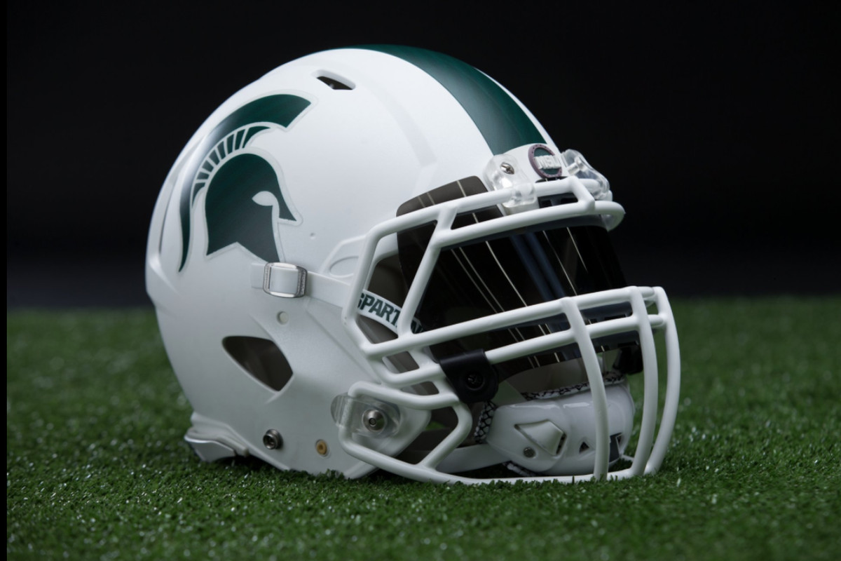 Go White: MSU drops new uniform look - The Only Colors