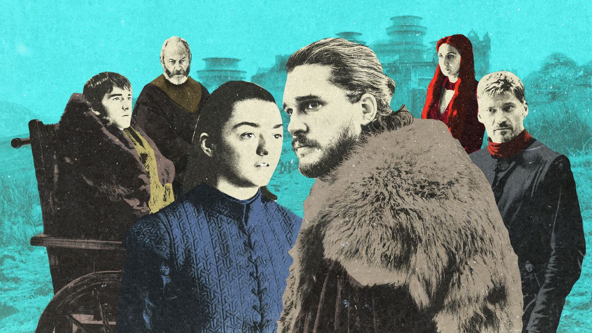 Power-Ranking the 25 Most Anticipated Reunions in 'Game of