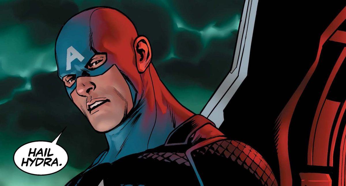 复仇者联盟:Endgame最好的美国队长时刻是对漫画争议的一个点头