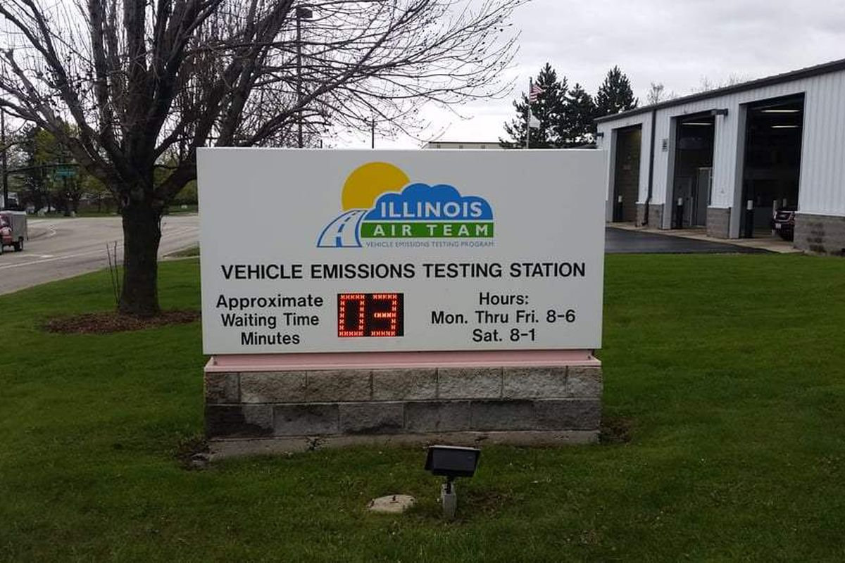 Illinois Emissions Test Near Me >> State To Close Vehicle Emissions Test Sites In Chicago Chicago Sun