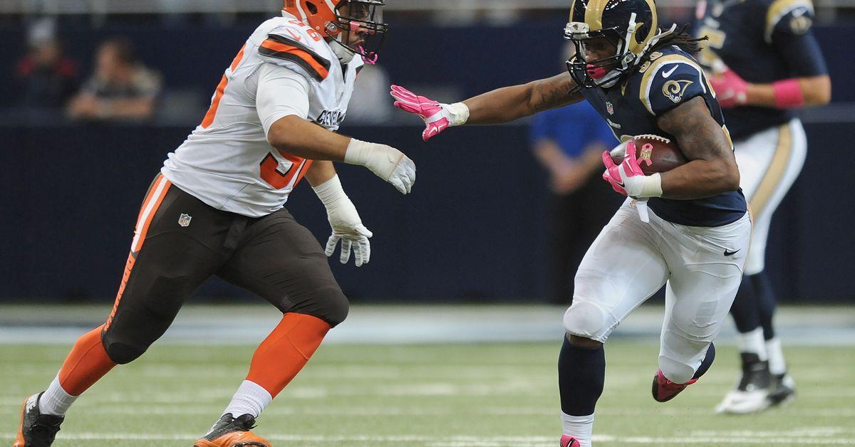 Sunday Night Football Live: Rams vs. Browns