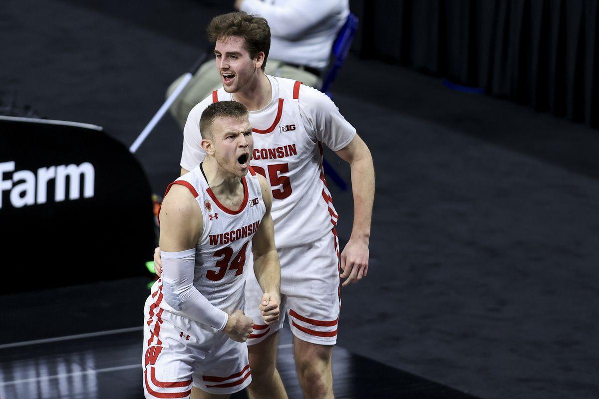 NCAA Basketball: Big Ten Conference Tournament-Penn State vs Wisconsin