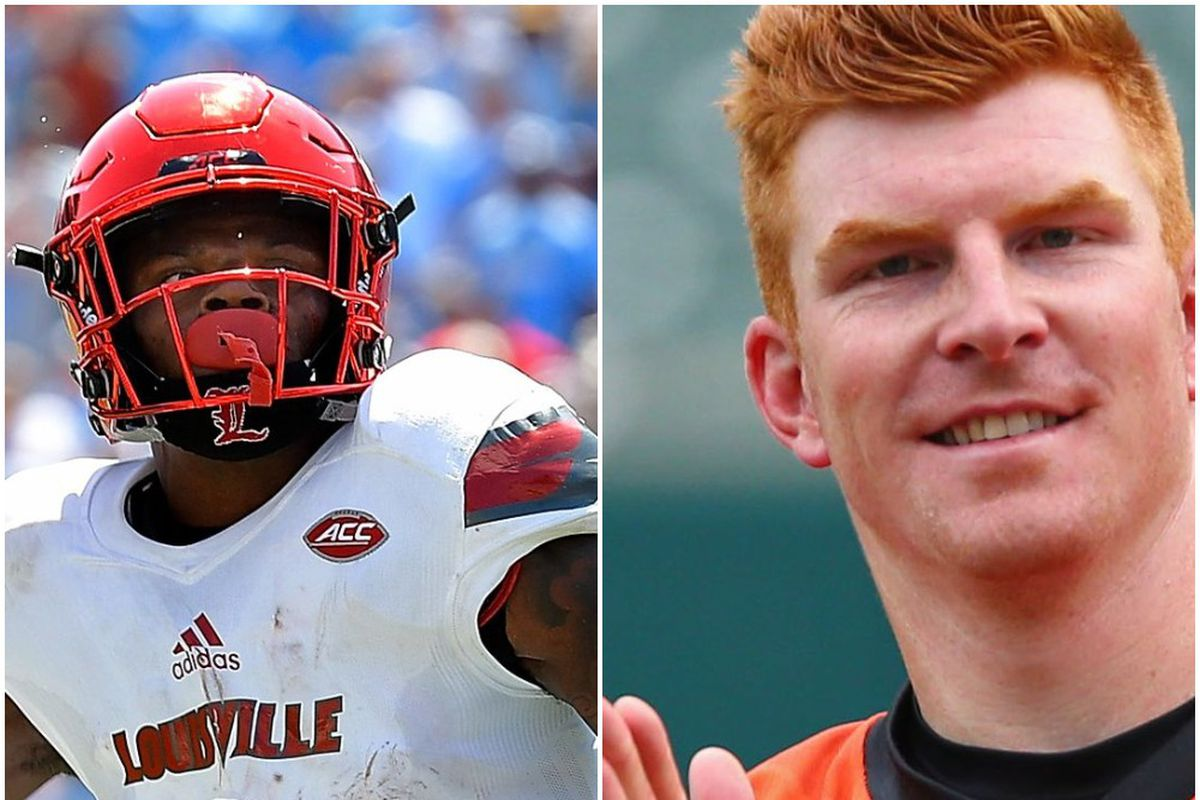 Chargers impressed with Louisville QB Lamar Jackson