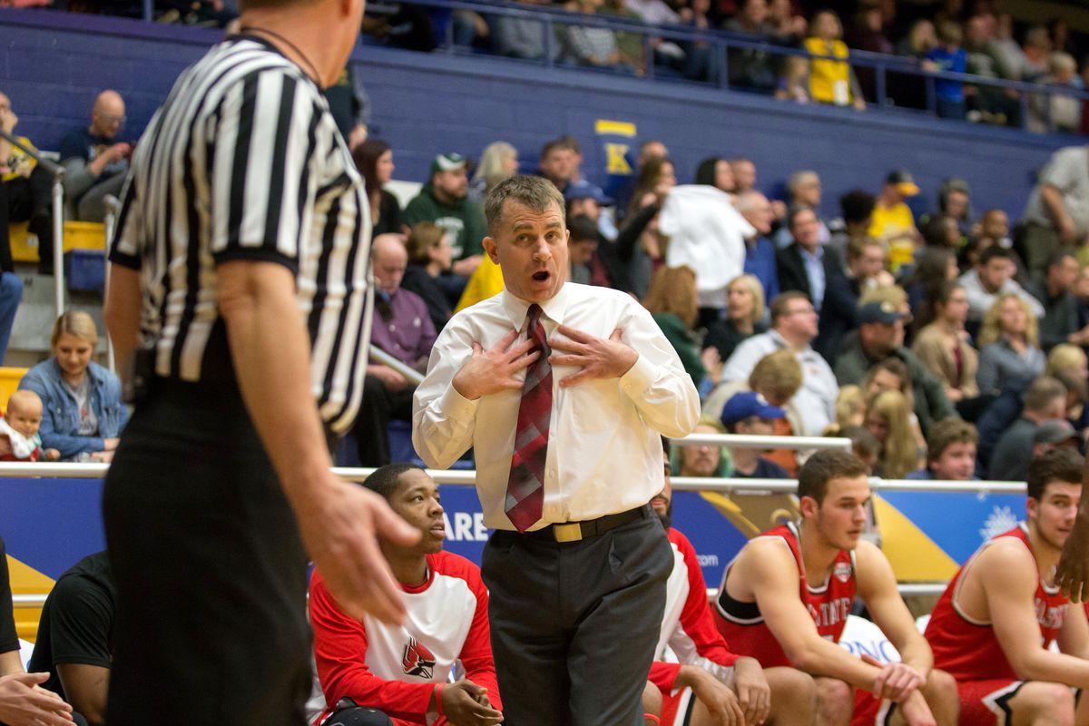 NCAA BASKETBALL: JAN 03 Ball State at Kent State