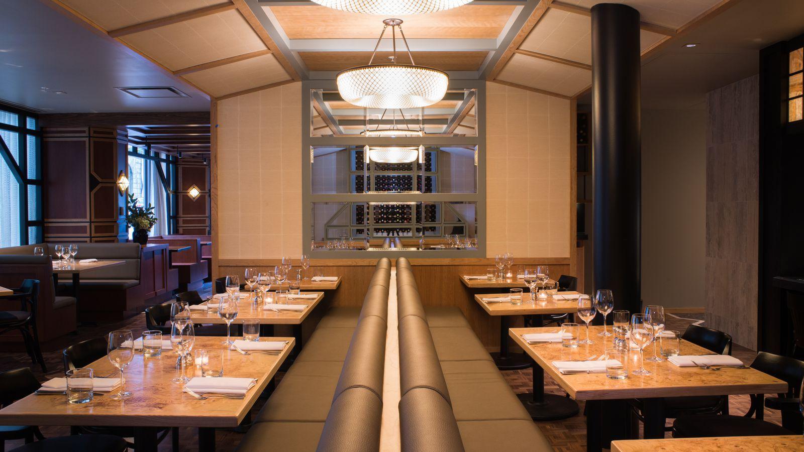 Get a Sneak Peek Inside Q Restaurant, aka Veritable Quandary 'Reborn' -  Eater Portland