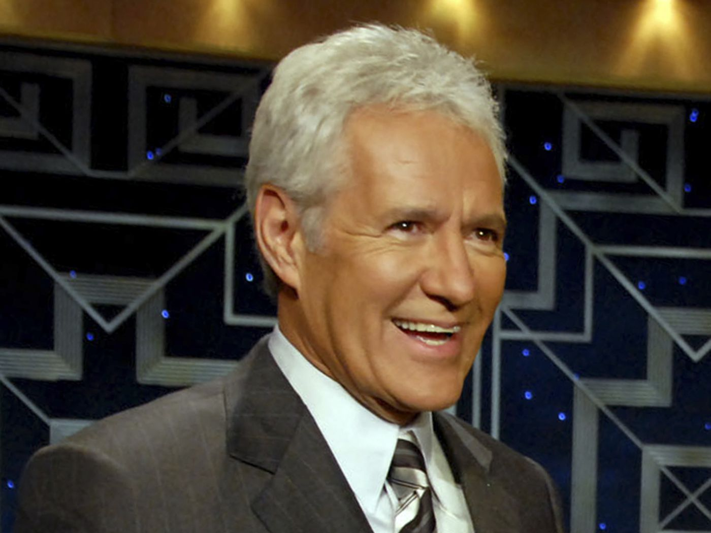 Jeopardy Alex Trebek Opens Up About Politics Swearing And Cancer Deseret News