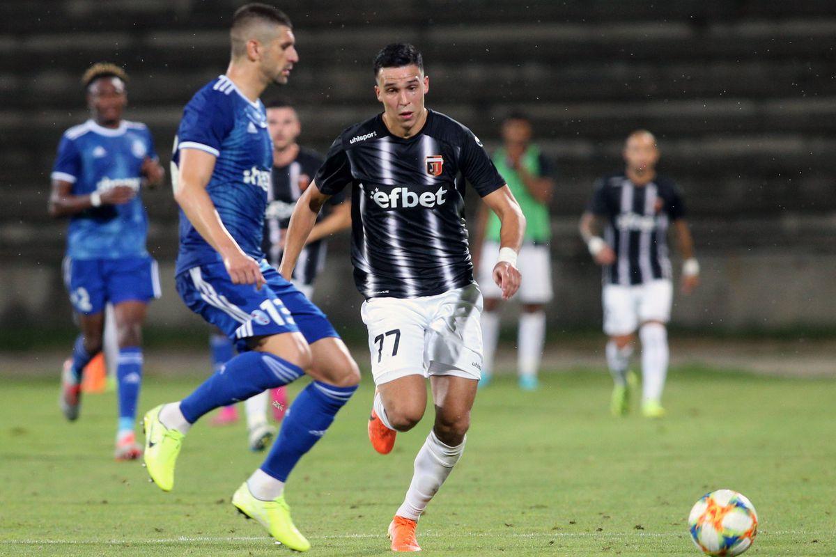 Lokomotiv Plovdiv v RC Strasbourg - Third Round UEFA Europa League