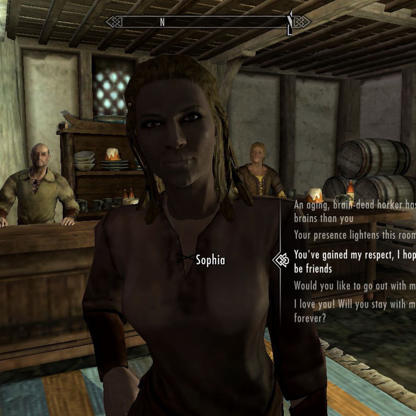 Skyrim mod makes NPC interactions less scripted, more Sims