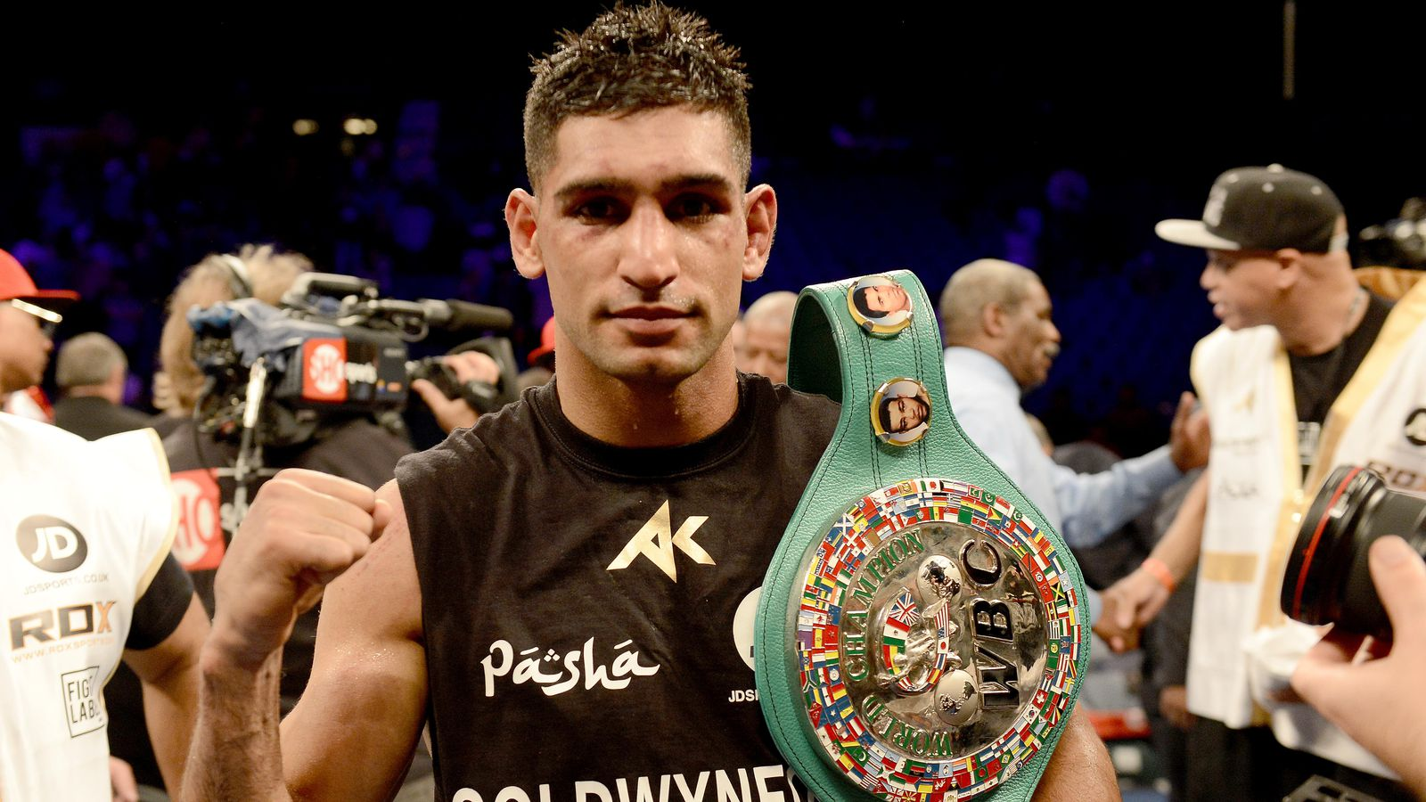 Boxing TV schedule: May 29-30