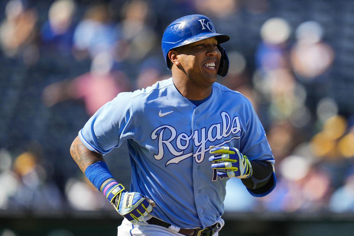 MLB: Oakland Athletics at Kansas City Royals