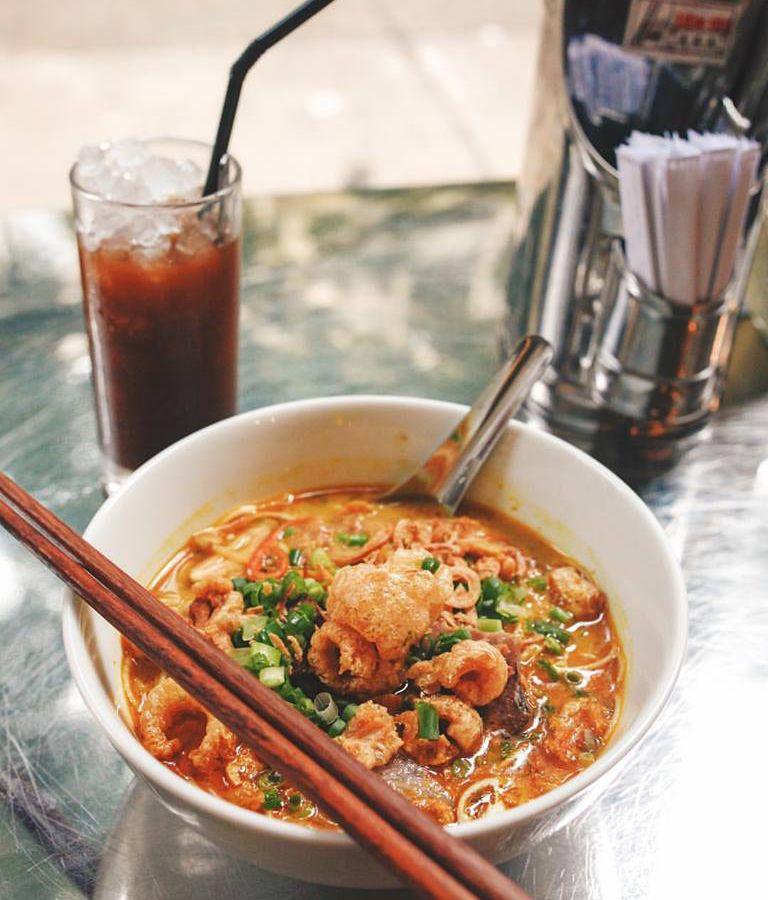 Hong Kong Heatmap Cô Thành Restaurant