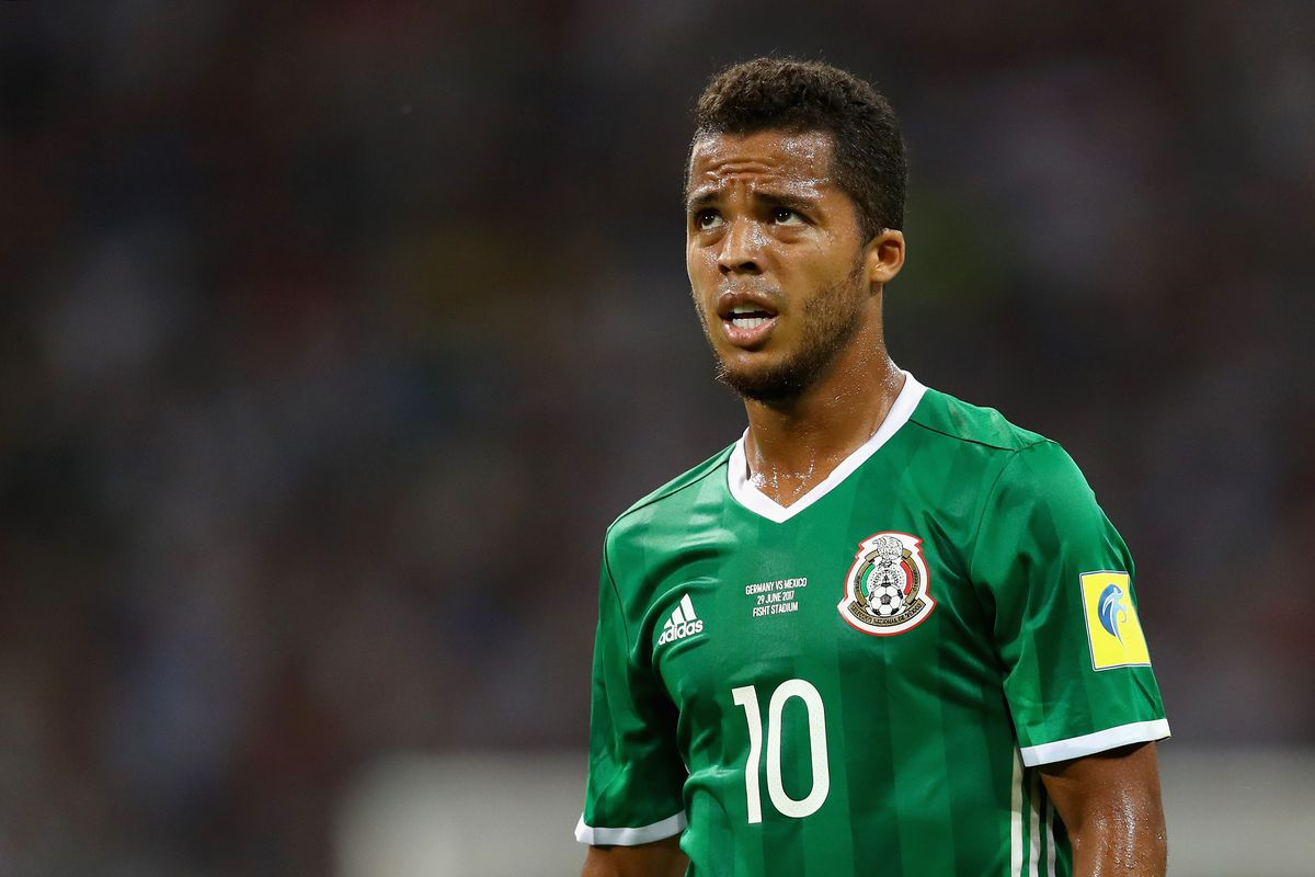 ad9e90d6d From promise to hero to villain  Giovani Dos Santos  journey in the  National team.